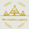 Mon wedding camping